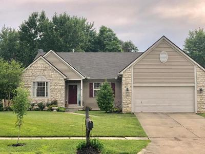 Lithopolis Single Family Home Contingent Finance And Inspect: 682 Rolling Acre Drive