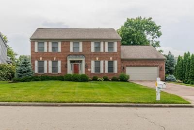 Westerville Single Family Home For Sale: 5894 Shadow Creek Drive