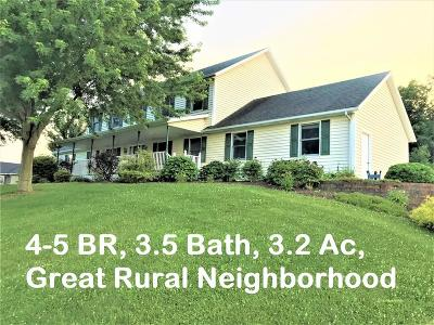Mount Vernon OH Single Family Home For Sale: $353,777