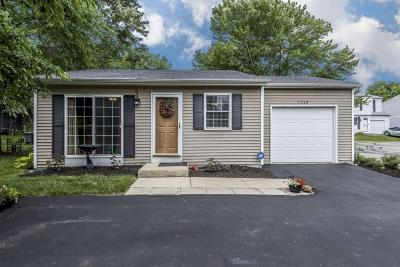 Worthington Condo Contingent Finance And Inspect: 7719 Whitneyway Drive #12