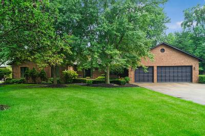 Galena Single Family Home For Sale: 7540 Plumb Road