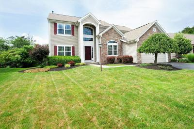 Powell Single Family Home For Sale: 7752 Maple Run Lane