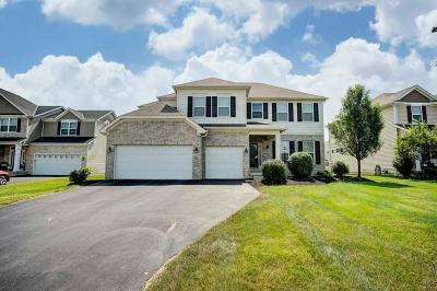 Pickerington Single Family Home Contingent Finance And Inspect: 104 Roundwood Court