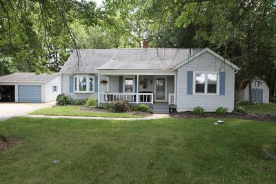 Lewis Center Single Family Home Contingent Finance And Inspect: 2730 Peachblow Road