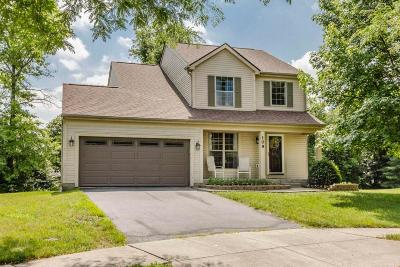 Single Family Home For Sale: 109 Kettering Bend