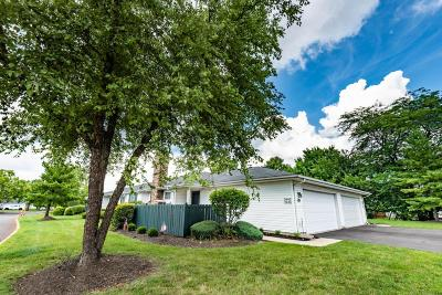 Hilliard Condo Contingent Finance And Inspect: 2442 Crystal Springs Drive