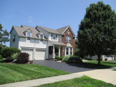 Lewis Center Single Family Home For Sale: 1990 Parklawn Drive