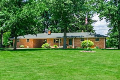 Grove City Single Family Home Contingent Finance And Inspect: 1224 Holton Road