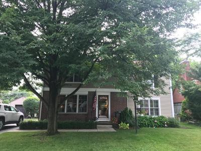 Upper Arlington Single Family Home Contingent Finance And Inspect: 2593 Andover Road