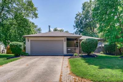 Pickerington Single Family Home Contingent Finance And Inspect: 461 Seven Pines Drive