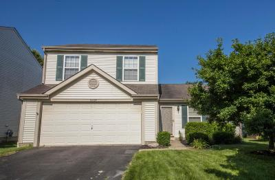 Hilliard Single Family Home Contingent Finance And Inspect: 2309 Shelby Lane
