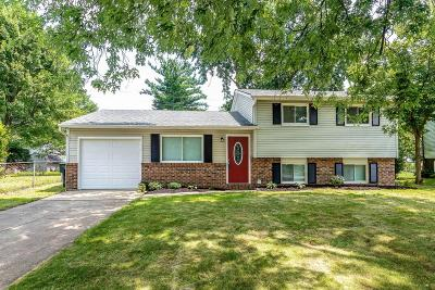 Gahanna Single Family Home Sold: 3492 Stokey Court