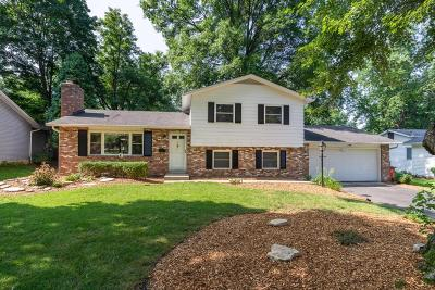 Worthington Single Family Home Contingent Finance And Inspect: 187 W Granville Road