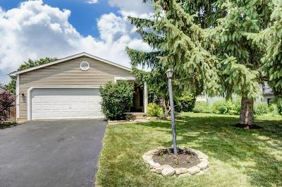 Single Family Home For Sale: 278 Hearthstone Drive