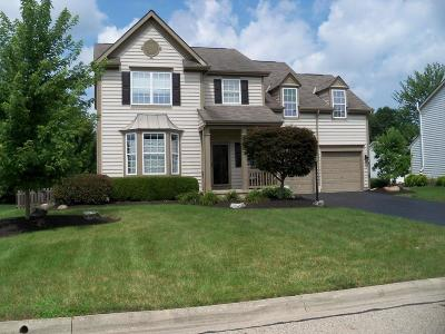 Westerville Single Family Home For Sale: 6340 Champions Drive