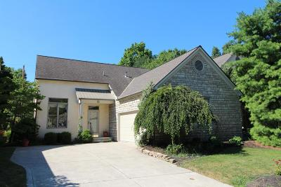 Westerville Single Family Home For Sale: 565 Westbury Woods Court