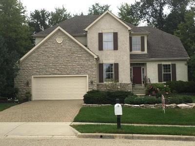 Powell Single Family Home For Sale: 8449 Misty Woods Circle