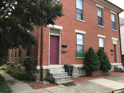 Columbus Multi Family Home Contingent Finance And Inspect: 620 S Pearl Street #24