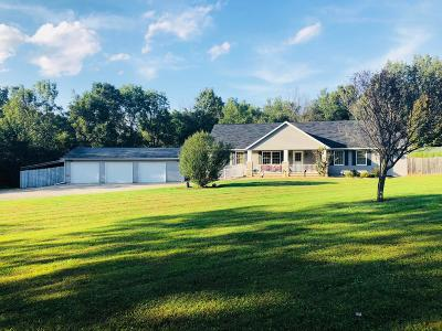 Thornville Single Family Home For Sale: 12961 Laurel Hill Road