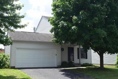 Westerville Single Family Home Contingent Finance And Inspect: 3427 Drindel Drive