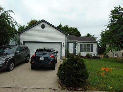 Groveport Single Family Home Contingent Finance And Inspect: 5315 Victoria Street
