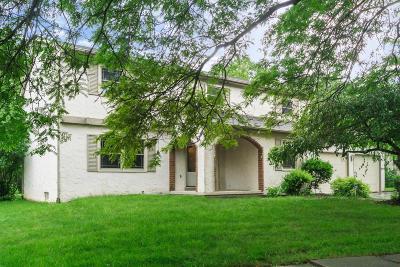 Worthington Single Family Home For Sale: 1003 Kelvin Court