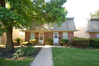 Clintonville Multi Family Home Contingent Finance And Inspect: 125-127 W Pacemont Road