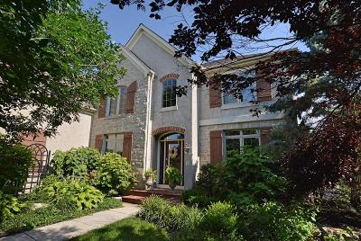 Dublin Single Family Home Contingent Finance And Inspect: 6138 Balmoral Drive