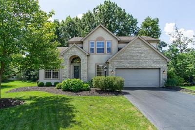 Westerville Single Family Home For Sale: 6105 Pimpernel Place