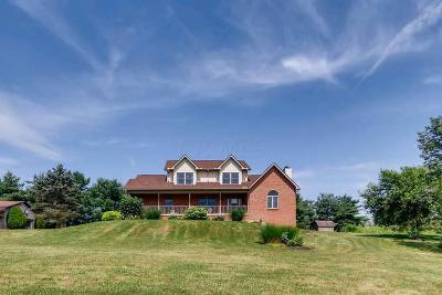 Carroll Single Family Home Contingent Finance And Inspect: 6097 Havensport Road NW