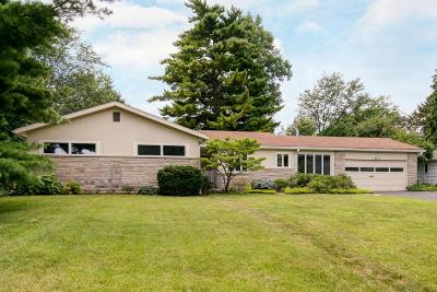 Upper Arlington Single Family Home For Sale: 2057 Middlesex Road