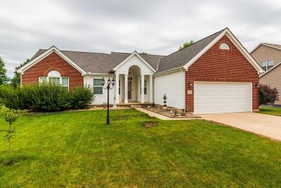 Single Family Home For Sale: 6500 Hilliard Drive