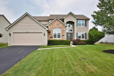 Westerville Single Family Home Contingent Finance And Inspect: 6691 Morello Place