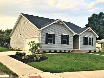 Mount Vernon OH Single Family Home For Sale: $220,000