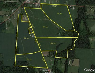 Sunbury Residential Lots & Land Contingent Finance And Inspect: 005 Plantation Road