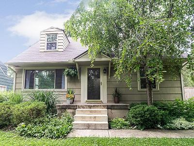Worthington Single Family Home Contingent Finance And Inspect: 224 Colonial Avenue
