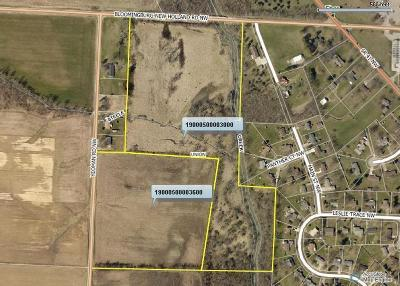Fayette County Residential Lots & Land For Sale: Bloomingburg-New Holland Road NW