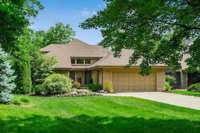 Dublin Single Family Home Contingent Finance And Inspect: 5642 Preston Mill Way