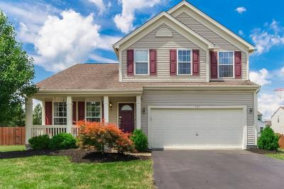 Galloway Single Family Home Contingent Finance And Inspect: 747 Range Drive