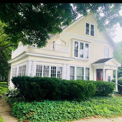 Thornville Single Family Home For Sale: 24 S Church Street