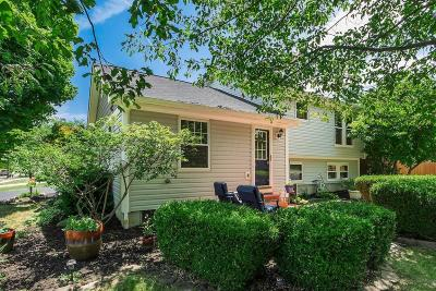 Hilliard Single Family Home Contingent Finance And Inspect: 4931 Hawkstone Road