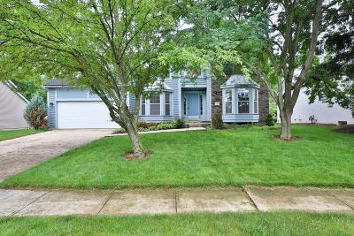 Worthington Single Family Home For Sale: 1179 Hickory Grove Court