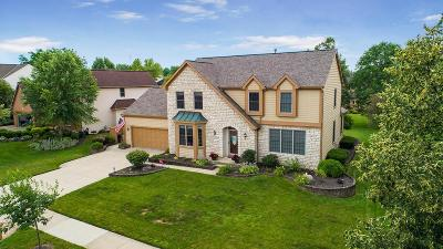 Westerville Single Family Home Contingent Finance And Inspect: 1155 Hooverview Drive