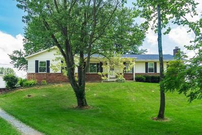 Union County Single Family Home Contingent Finance And Inspect: 7255 Blaney Road