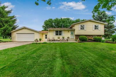 Lockbourne Single Family Home Contingent Finance And Inspect: 1755 Bixby Road