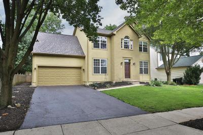 Westerville Single Family Home For Sale: 8127 Barlow Road