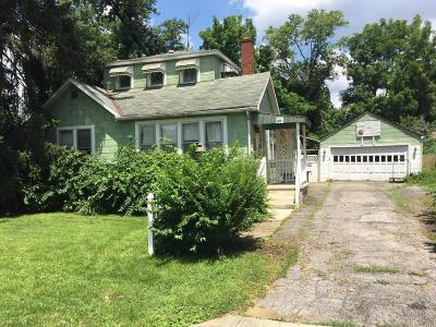 Single Family Home For Sale: 40 W Kanawha Avenue