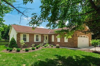Pataskala Single Family Home Contingent Finance And Inspect: 131 Lookout Lane