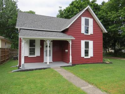 Union County Single Family Home Contingent Finance And Inspect: 249 Elwood Avenue