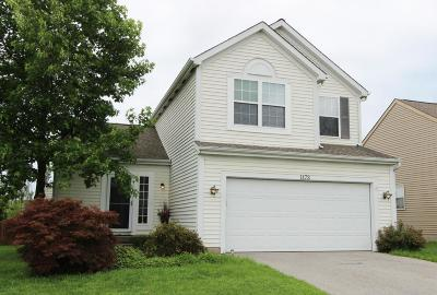 Blacklick Single Family Home Contingent Finance And Inspect: 1173 Harley Run Drive